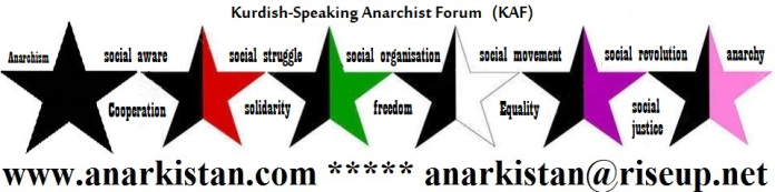 Kurdischsprachiges Anarchistisches Forum (KAF)