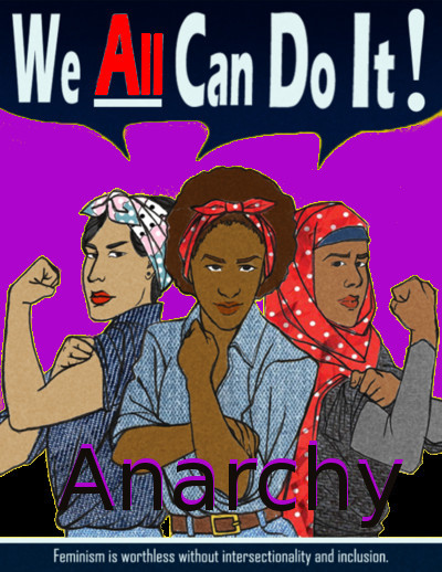 We All Can Do It - Anarchy!